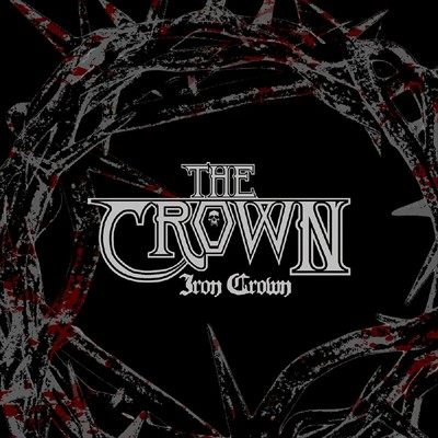 THE CROWN - Iron Crown EP (Black)