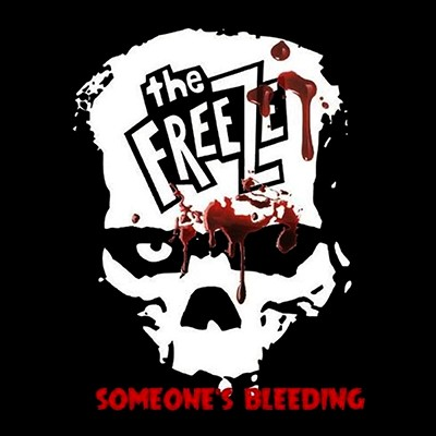 THE FREEZE - Someone´s Bleeding EP