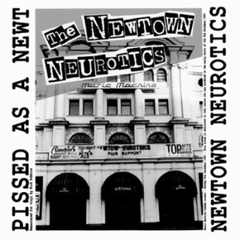 THE NEWTOWN NEUROTICS - Pissed As A Newt LP
