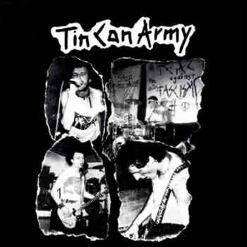 TIN CAN ARMY - Same LP