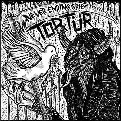 TORTÜR - Never Ending Grief LP