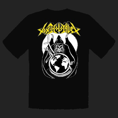 TOXIC HOLOCAUST - Reaper T-Shirt (XL)