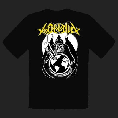 TOXIC HOLOCAUST - Reaper T-Shirt (XL)