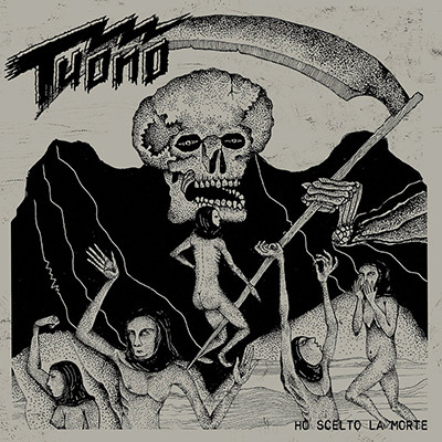 TUONO - Ho Scelto La Morte LP (White)