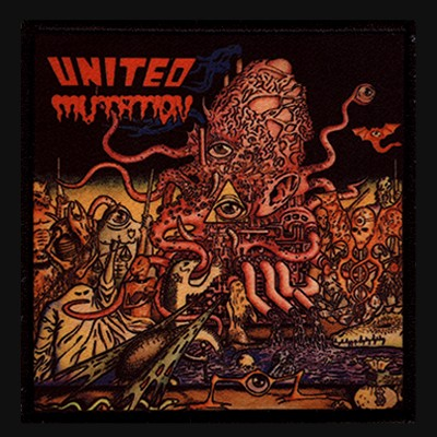 UNITED MUTATION - Freaks Out Patch