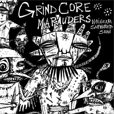 V.A. - Grindcore Marauders LP