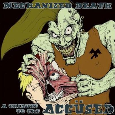 V.A. - Mechanized Death Comp. 2 x EP