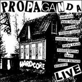 V.A. - Propaganda Live Compilation LP