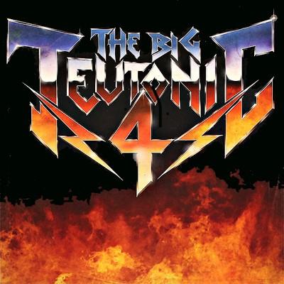 "V.A. - The Big Teutonic Four 10"""