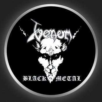 VENOM - Black Metal 1 Button