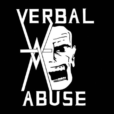 VERBAL ABUSE - Just An American Band LP (Translucent Red)