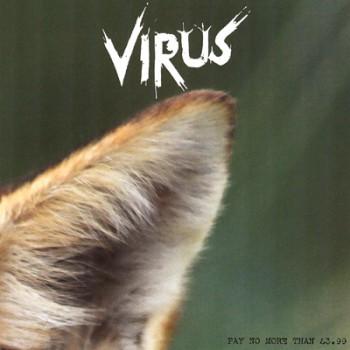 VIRUS - Drunk Lover EP (Hunt Saboteurs Association Benefit Series # 3)