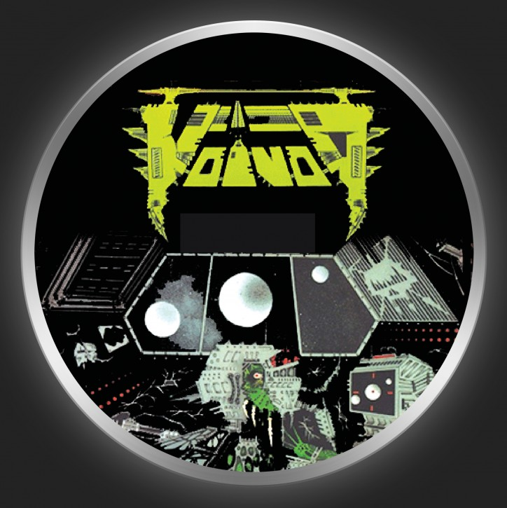 VOIVOD - Killing Technology Button