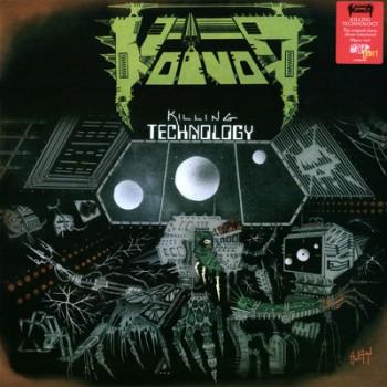 VOIVOD - Killing Technology LP