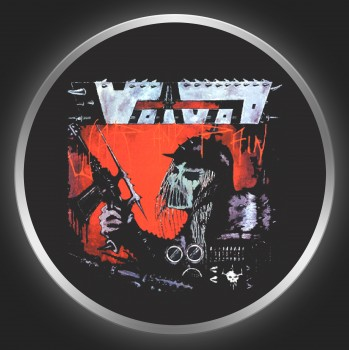 VOIVOD - War And Pain Button