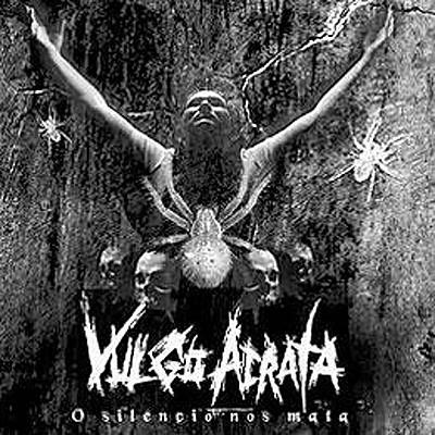 VULCO ARCATA - O Silencio Nos Mata LP
