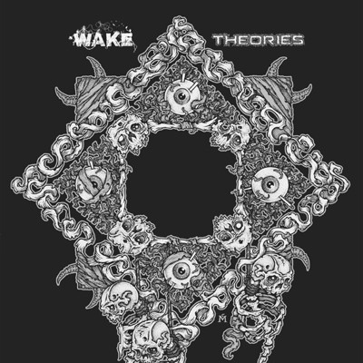 WAKE / THEORIES - Split EP