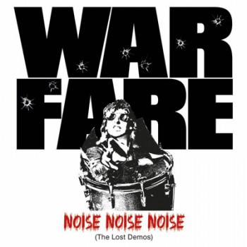 WARFARE - Noise Noise Noise (The Lost Demos) LP (Red)