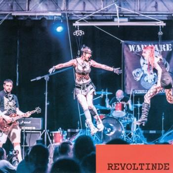 WARFARE - Revoltinde EP