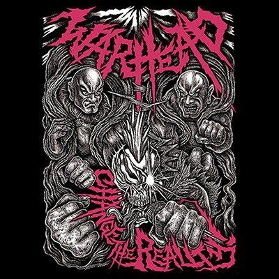 WARHEAD - Change The Reality EP (Magenta)