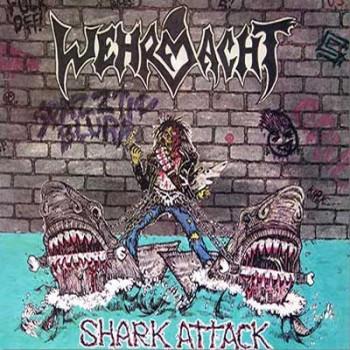 WEHRMACHT - Shark Attack PICTURE LP
