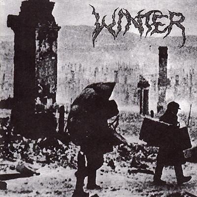 WINTER - Into Darkness 2 x LP Box Set (White)