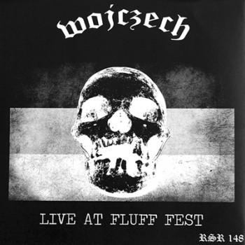 WOJCZECH / WEEKEND NACHOS - Live At Fluff Fest Split EP