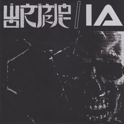 WORMROT / I ABHOR - Split EP