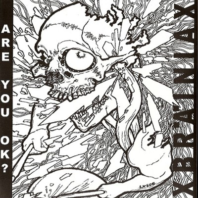 XBRÄINIAX / NO COMPLY - Split EP