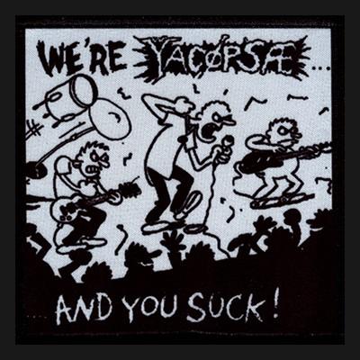 YACÖPSAE - We´re YACÖPSAE And You Suck ! Patch