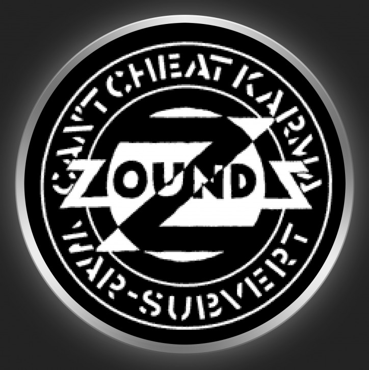ZOUNDS - Can´t Cheat Karma Button