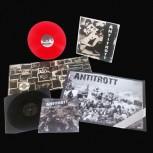 ANTITROTT - 84 - 87 Double LP
