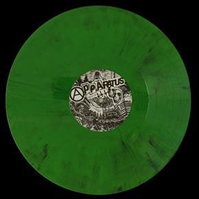 APPÄRATUS - Absürd 19 LP (Green Marbled)