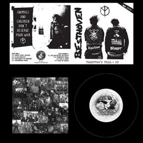 BESTHÖVEN - Tomorrow´s Hell EP (Black)