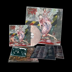 CANNIBAL CORPSE - Bloodthirst LP (Opaque Pale Lilac Marbled)