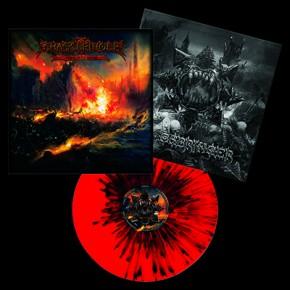 CHAOSBRINGER - Turn Into Ruins LP (Bloodred / Black Splatter)