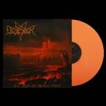 DESASTER - The Oath Of An Iron Ritual LP (Halloween Orange)