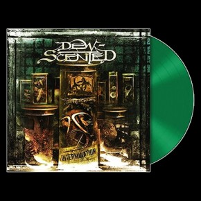 DEW-SCENTED - Intermination LP (Dark Green)