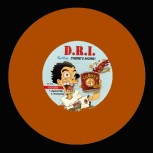 D.R.I. - But Wait ... There´s More ! EP (Translucent Gold)