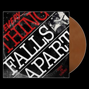 EVERYTHING FALLS APART - Lost In Limbo LP (Brown)