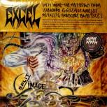 """EXCEL - Split Image 2 x LP + 7"""" EP (Silver)"""