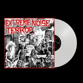 EXTREME NOISE TERROR - A Holocaust In Your Head LP (White)