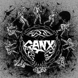 G-ANX - Flashbacks 2 x LP (Milky Clear / Red Splatter)