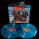 GWAR - Scumdogs Of The Universe 2 x LP (Clear Frost-Blue)