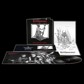 HELLHAMMER - Apocalyptic Raids LP