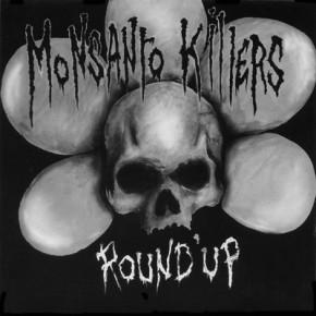 HUMAN COMPOST / MONSANTO KILLERS - Split EP