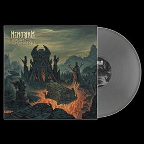 MEMORIAM - Requiem For Mankind LP (Silver)