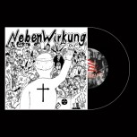 NEBENWIRKUNG - Fick Den Papst EP (Black)