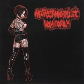 NUNSLAUGHTER / NECROCANNIBALISTIC VOMITORIUM - Split 5""