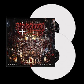 POSSESSED - Revelations Of Oblivion 2 x LP (White)